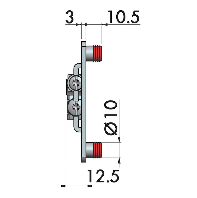 Unterschrankaufhänger XL - 3