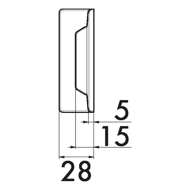 Abdeckkappe - 3