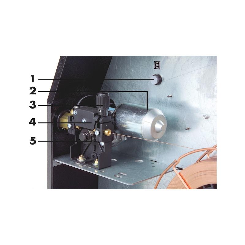 MIG/MAG welding system MM 230 - 3