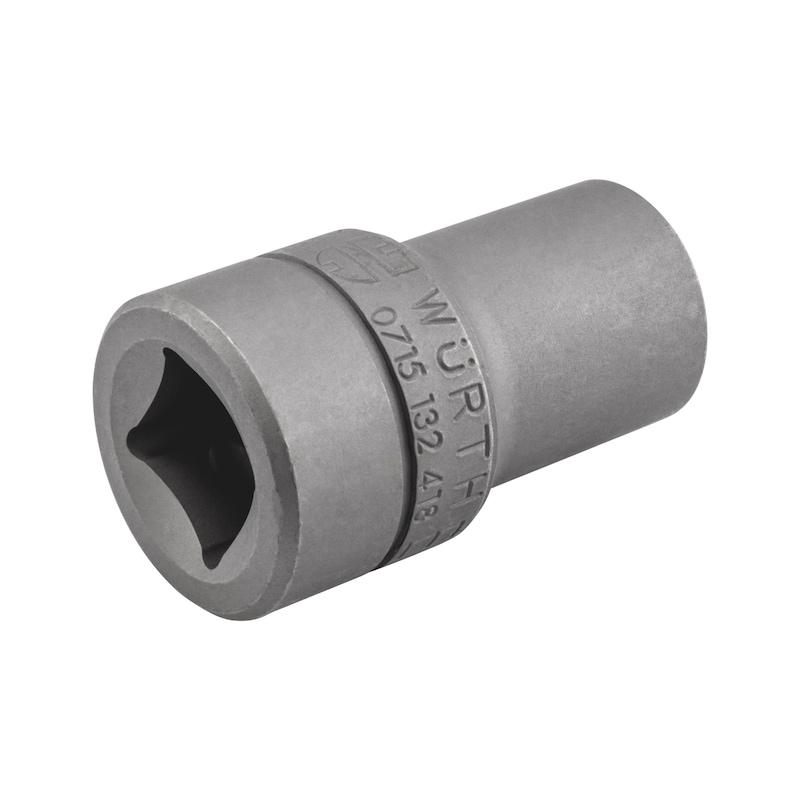 1/2 Zoll Steckschlüsseleinsatz TX Plus - STESHSL-1/2ZO-AUSSEN-TX22EP-45MM