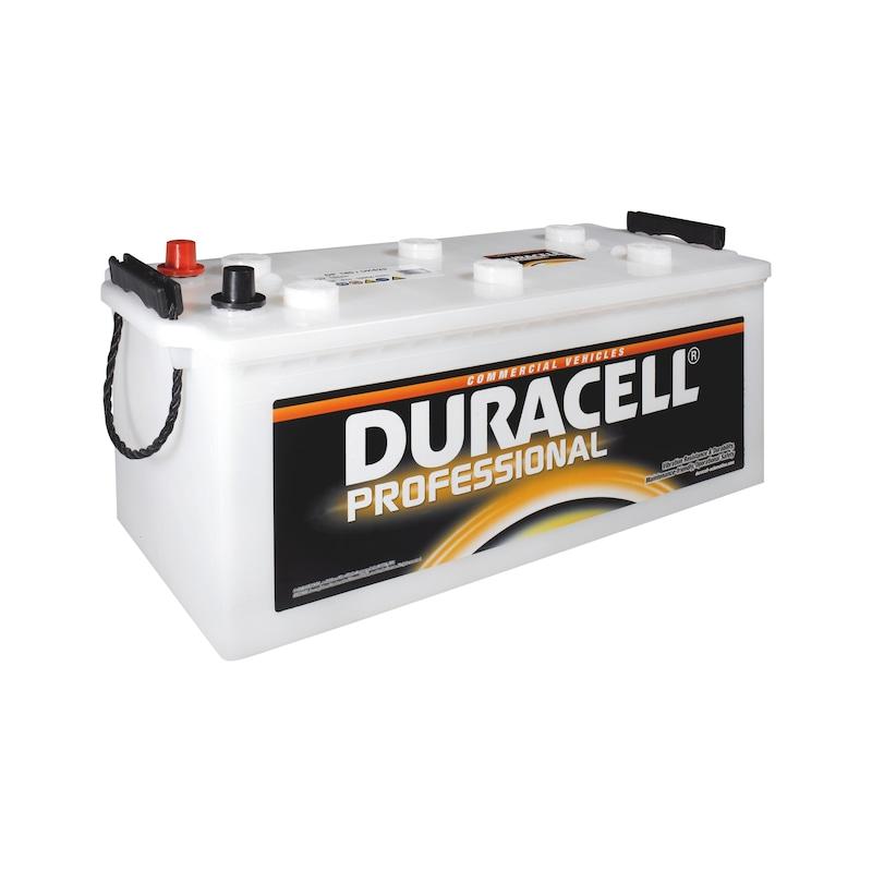 Batteria di avviamento DURACELL<SUP>®</SUP> PROFESSIONAL HD