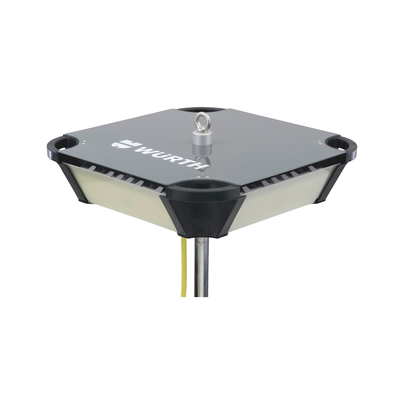 LED-Grossflächenleuchte WGL 1 360° 40000 Lumen - 8