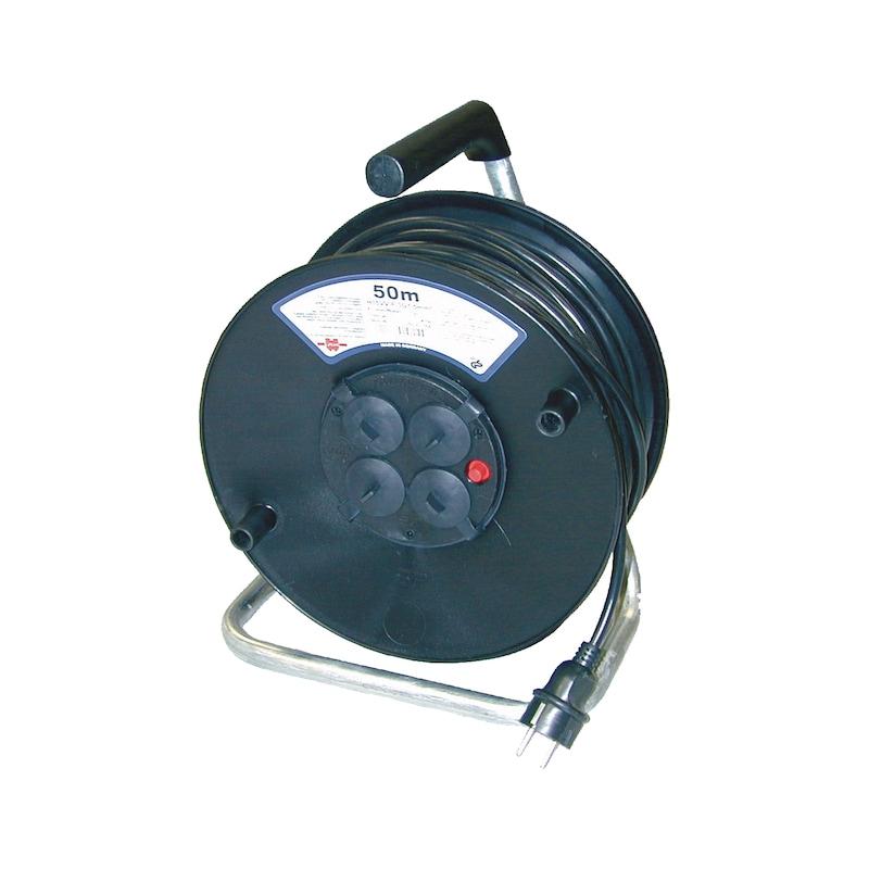 Desenrolador de cabo 1,5 mm² - DESENROLADOR DE FIO 1.5MM-50 M