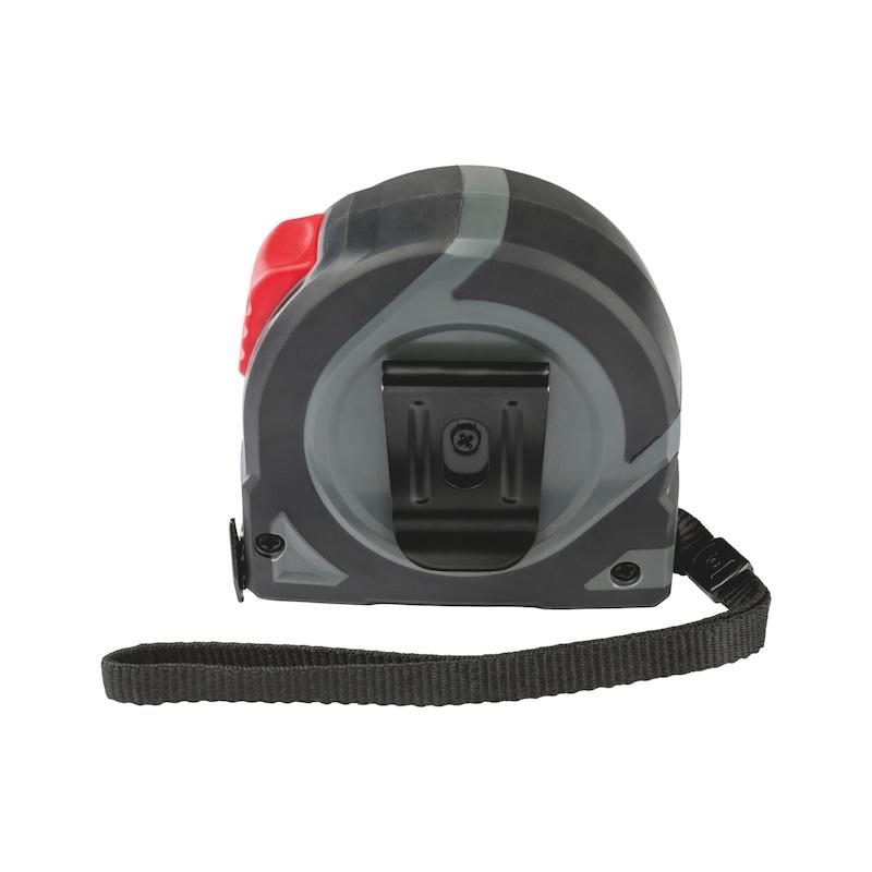 Taschenbandmaß 2K-PT18 - BAMASS-TASH-2K-PT18-B25MM-L10M