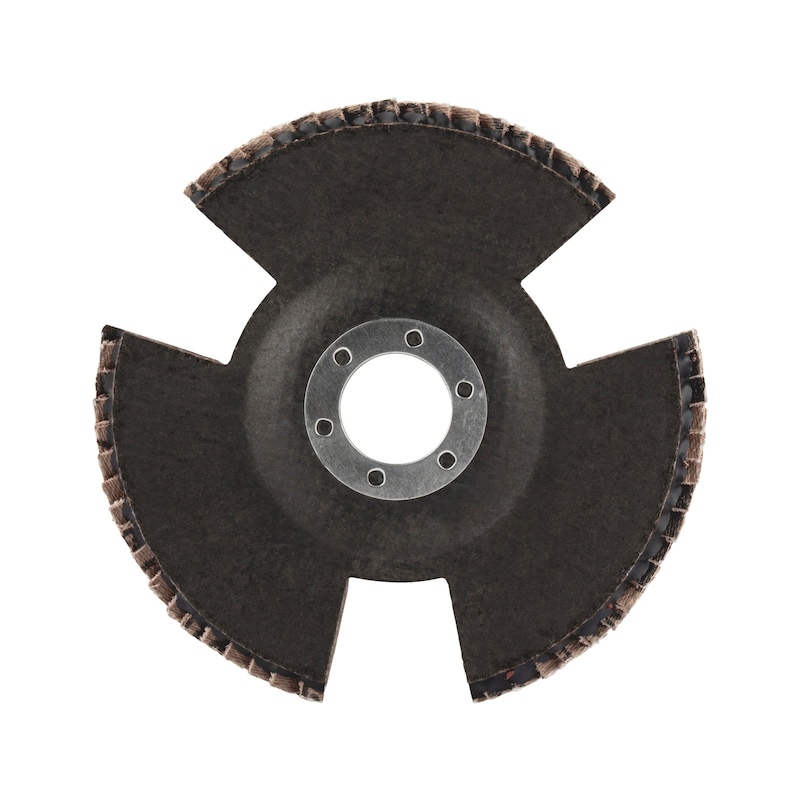 Segmented see-through grinding disc CERALINE Longlife & Speed - 5