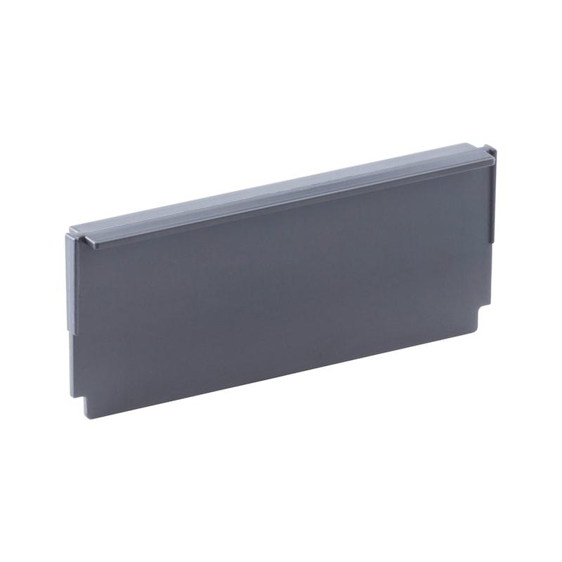 System-Box Trennelement - ZB-TRNNLEM-SYSBX-(BX-H54)-H45-B70-GRAU