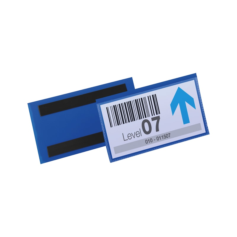 Kennzeichnungstasche, magnetisch - 5