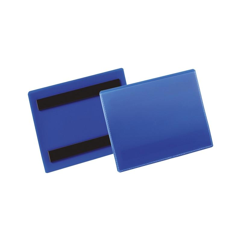 Kennzeichnungstasche, magnetisch - 1