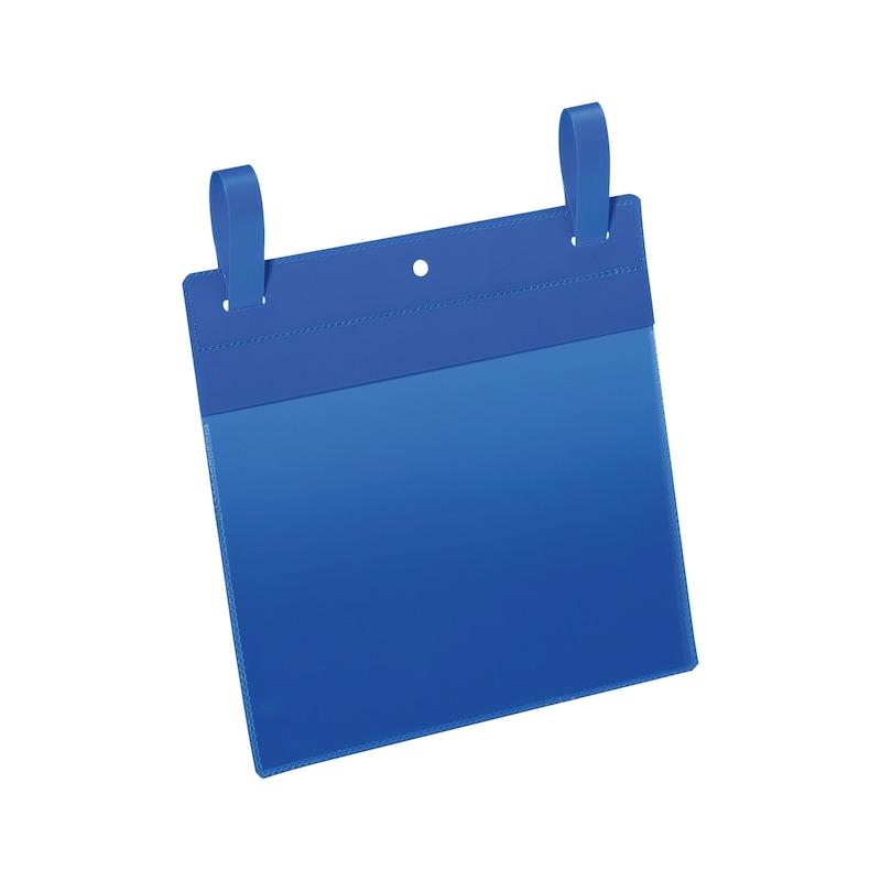 Kennzeichnungstasche für Gitterboxen - 1