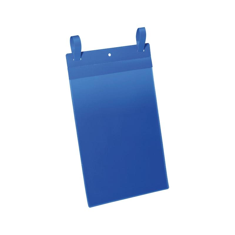 Kennzeichnungstasche für Gitterboxen - KENNZTASH-GITTERBOX-210X297MM