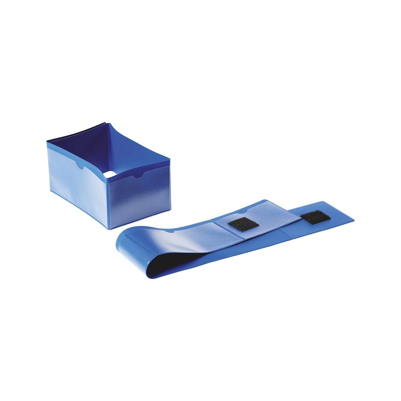 Kennzeichnungstasche für Palettenfuß - 1