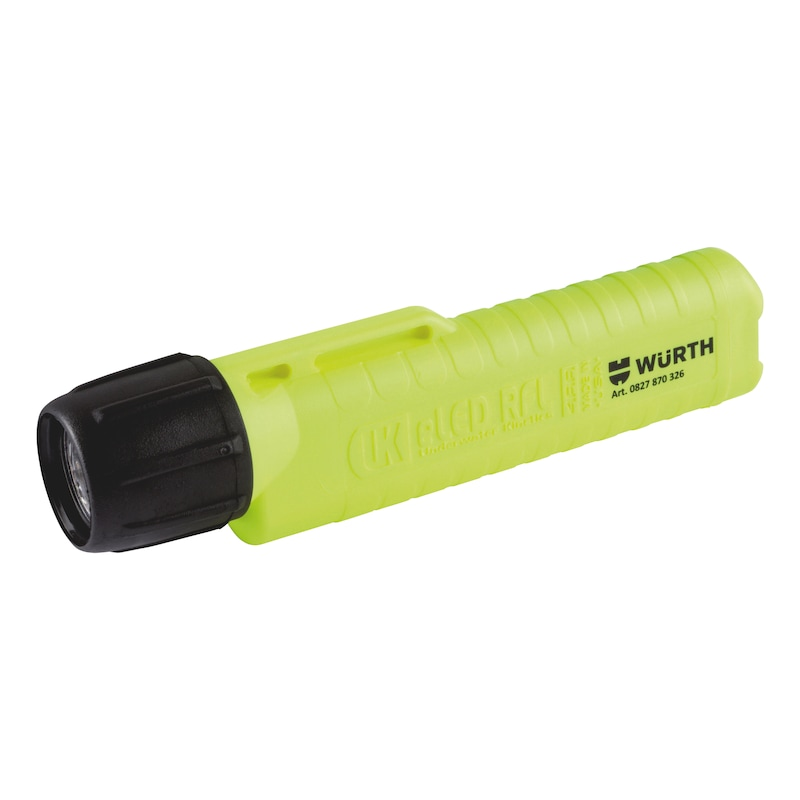 LED-Taschenlampe 4AA RFL Z0 - 1