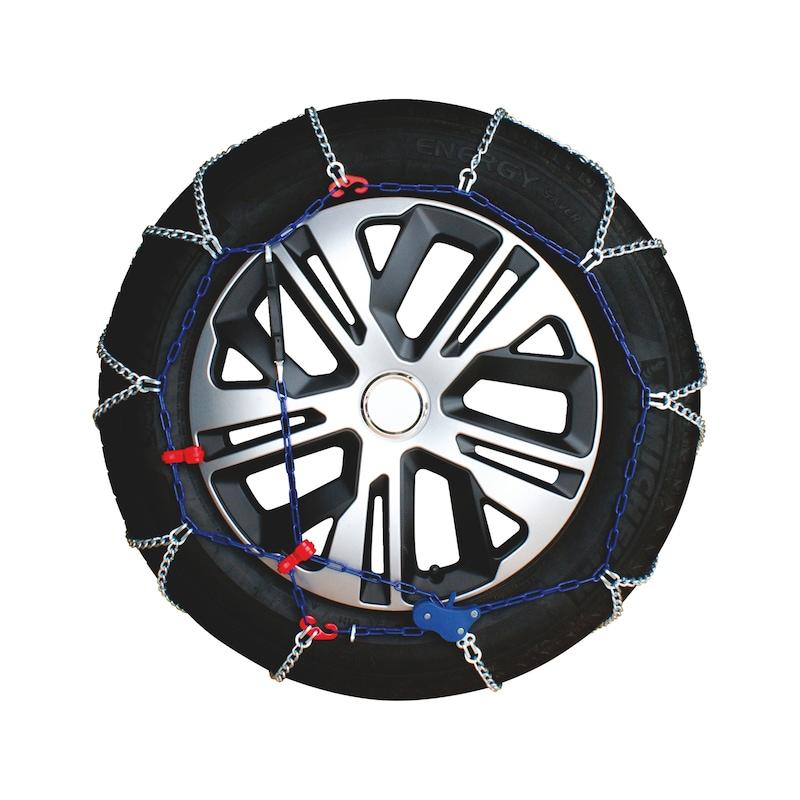 Catena da neve ultrasottile per pneumatici auto  SLIMGRIP - 0