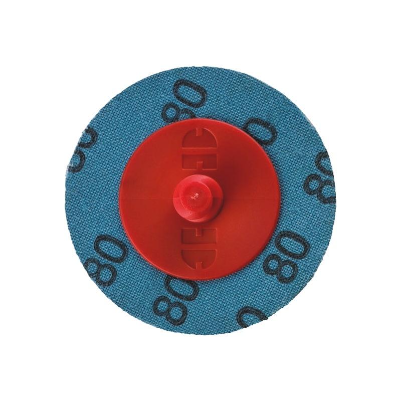 Mini-disque fibre vulcanisé CERALINE - 3