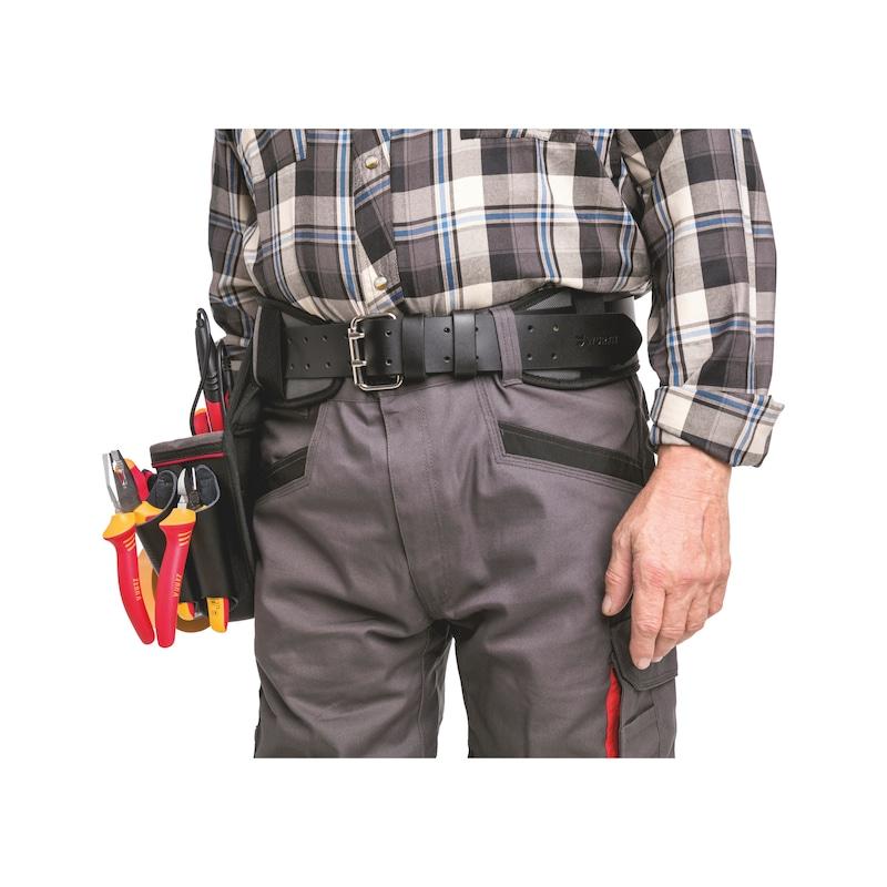Sacoche de ceinture pour électricien - POCHE ELECTRICIEN SANS PARTI METALIC