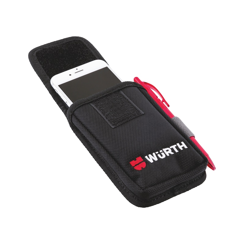 Poche pour smartphone - ETUI TEL PORTABLE VERTIC 85X30X150MM