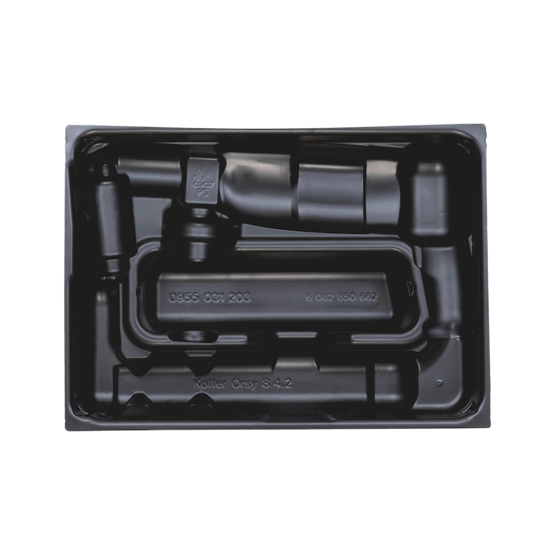 Koffereinlage - KOFFREINLG-MA-(H28-MLE/MLS)-SYS-8.4.2