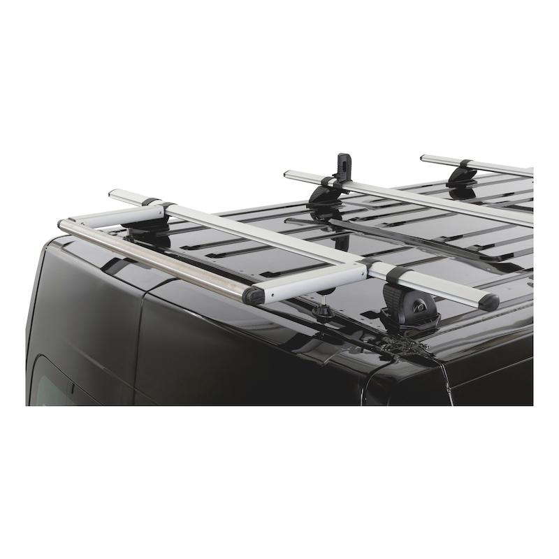 Laderolle für Lastenträger Aluminium - ZB-LADEROLLE-LASTTRG-LTROVWT-1050X200