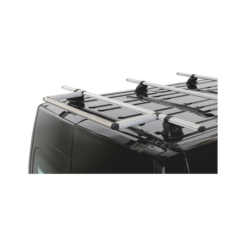 Laderolle für Lastenträger Aluminium - 1