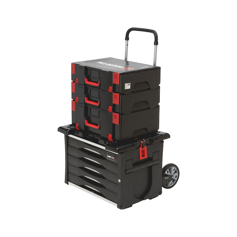 System transport trolley - 5