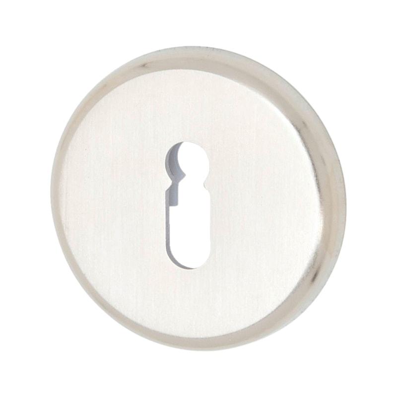 Schlüsselrosettenpaar Abgerundet - 1