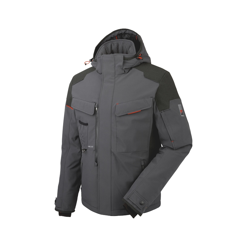 One softshell winterjack - MOD SOFTSHELLJACK WINTER ONE, MT L