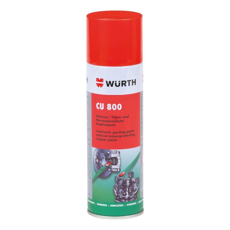 Spray de cobre CU 800 - SPRAY DE COBRE