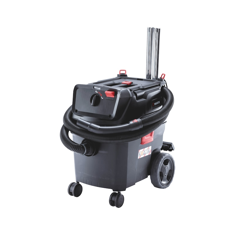 Industrial wet and dry vacuum cleaner ISS 30-L - 11