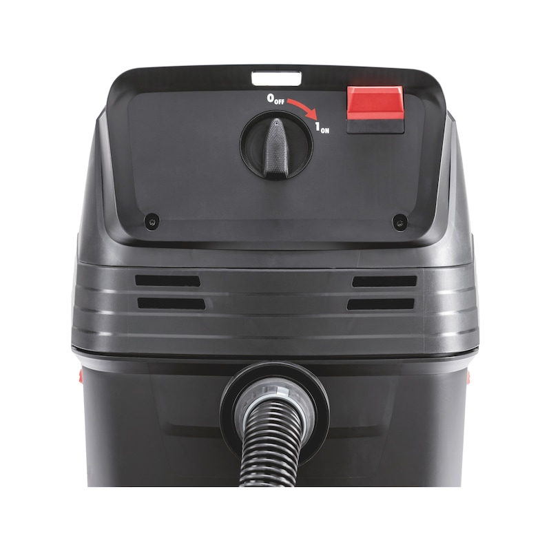 Industrial wet and dry vacuum cleaner ISS 30-L - 6