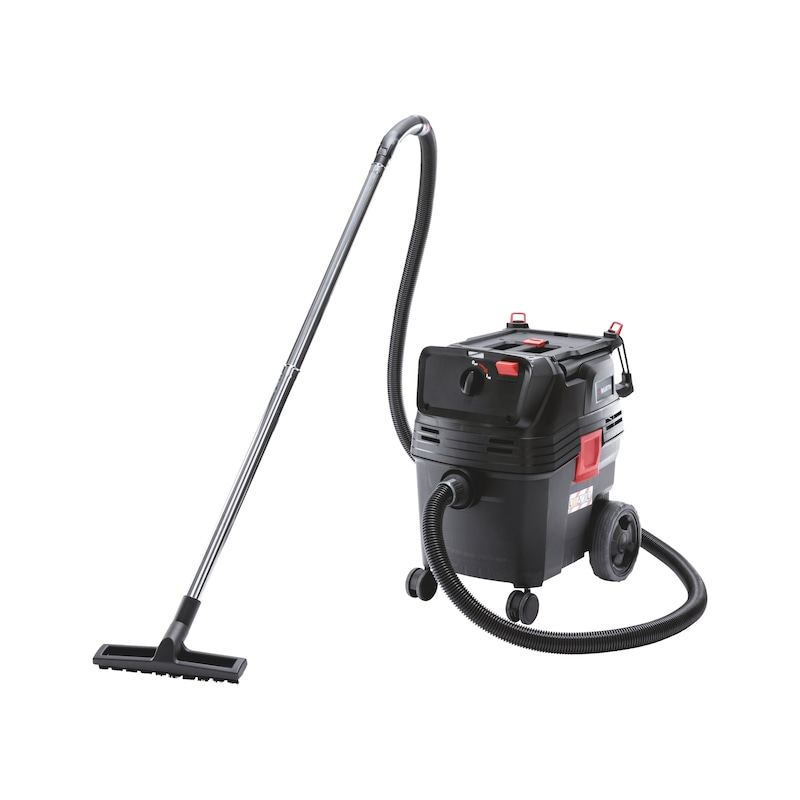 Industrial wet and dry vacuum cleaner ISS 30-L - 1