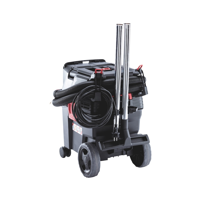 Industrial wet and dry vacuum cleaner ISS 30-L - 13