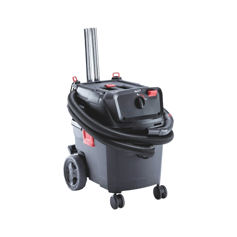 Industrial wet and dry vacuum cleaner ISS 30-L - 12