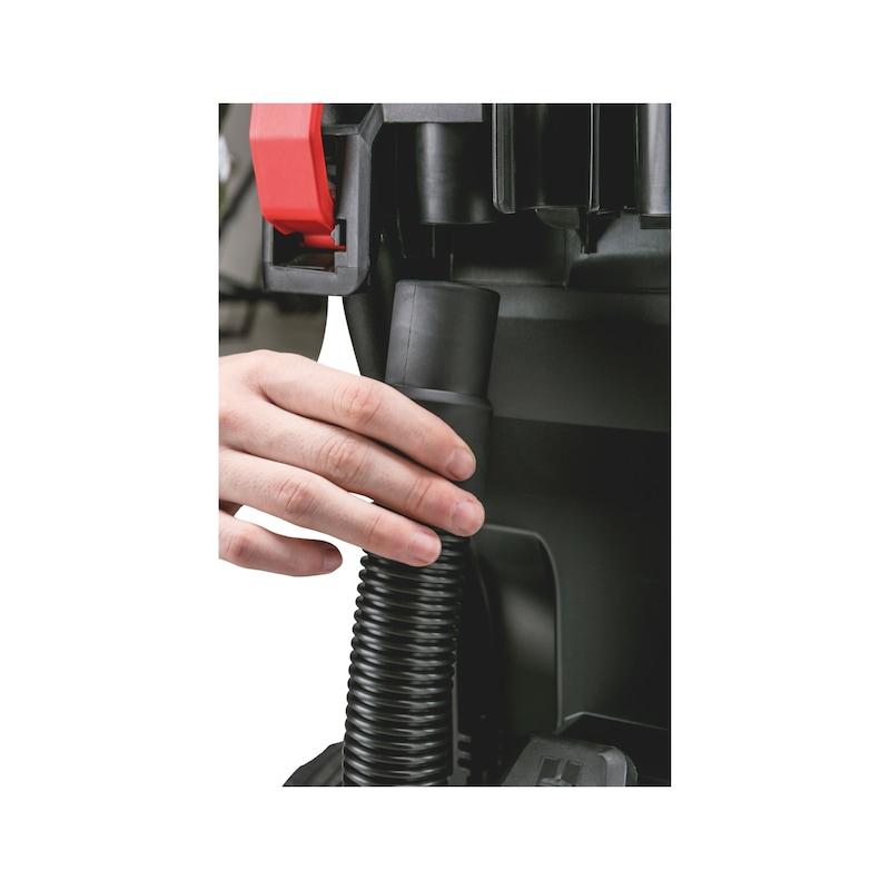 Aspirateur industriel eau et poussière ISS 50-L automatique - 11
