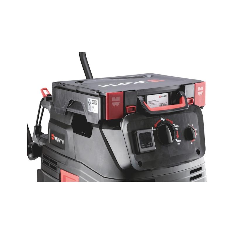 Aspirateur industriel eau et poussière ISS 50-L automatique - 12