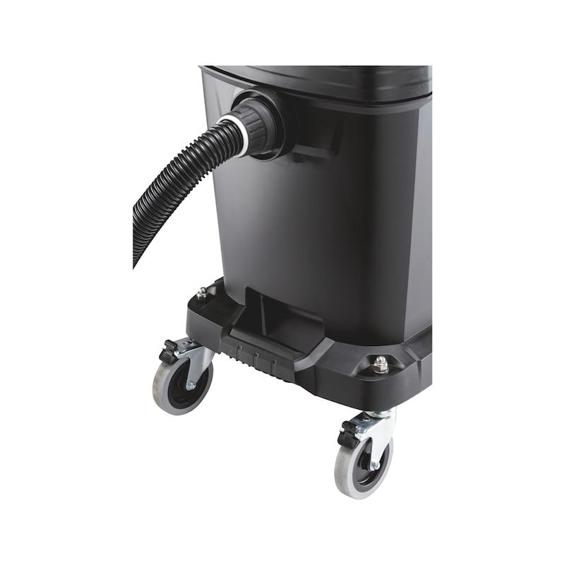 Aspirateur industriel eau et poussières électrique ISS 50-L auto - VACCLNR-WET/DRY-EL-(ISS50-L-AUTOM)-CH-PL