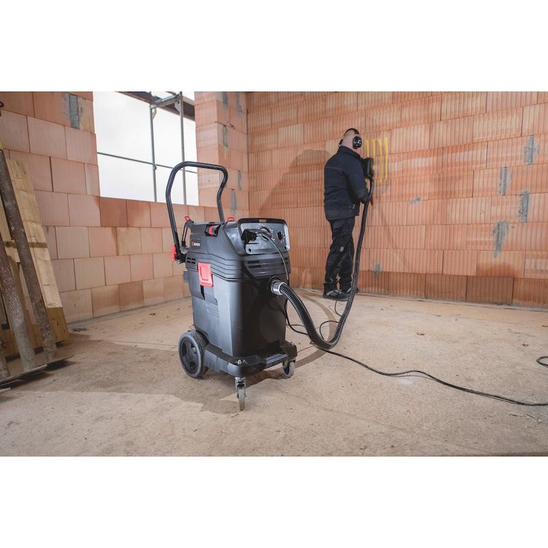 Aspirateur industriel eau et poussière ISS 50-L automatique - 15