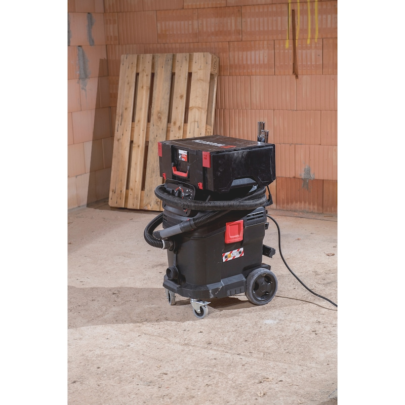 Industrial wet and dry vacuum cleaner ISS 40-M AUTOMATIC - 13