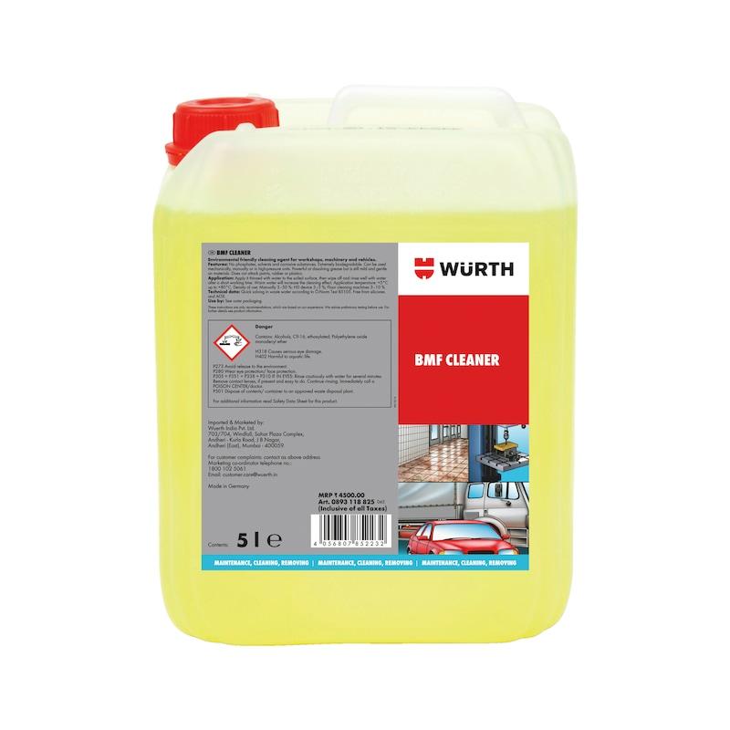 Workshop cleaner  BMF TROPIC - WRKSHPCLNR-BMF-TROPIC-5LTR