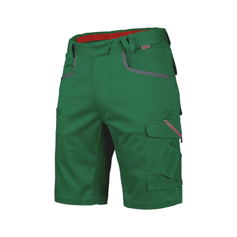 Stretch X Shorts - BERMUDA STRETCH X GRUEN 48