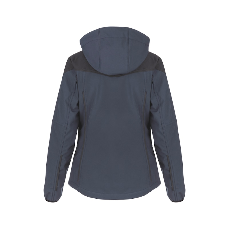 Stretch X Softshelljacke Damen - SOFTSHELL STRETCH X DAMEN BLAU XS
