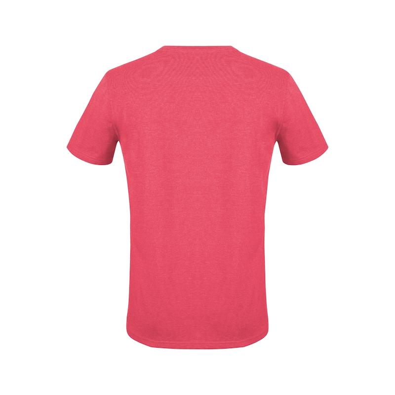 Arbeits T-Shirt Logo IV - T-SHIRT LOGO IV ROT M