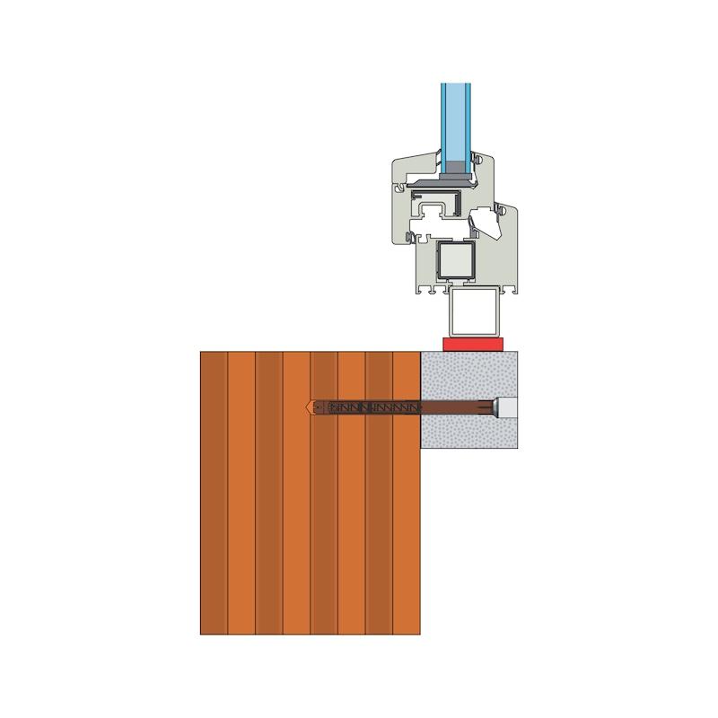 Vorwandmontage-System VWM - System EPS - 3