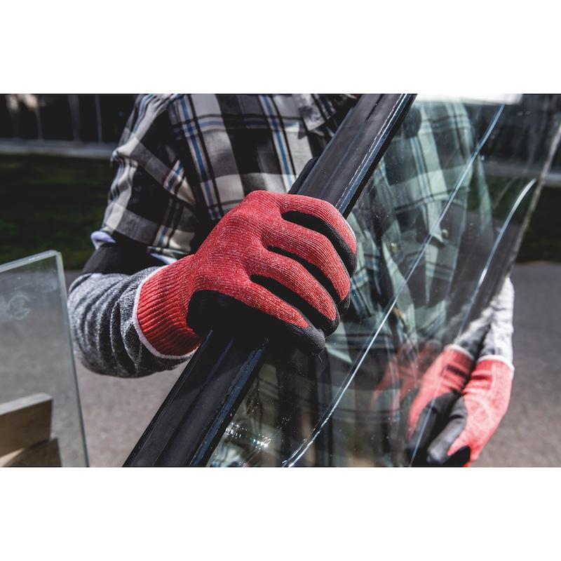 Cut protection glove W-500 Level F - CUTPROTGLOV-(W-500)-(LEVEL F)-SZ8