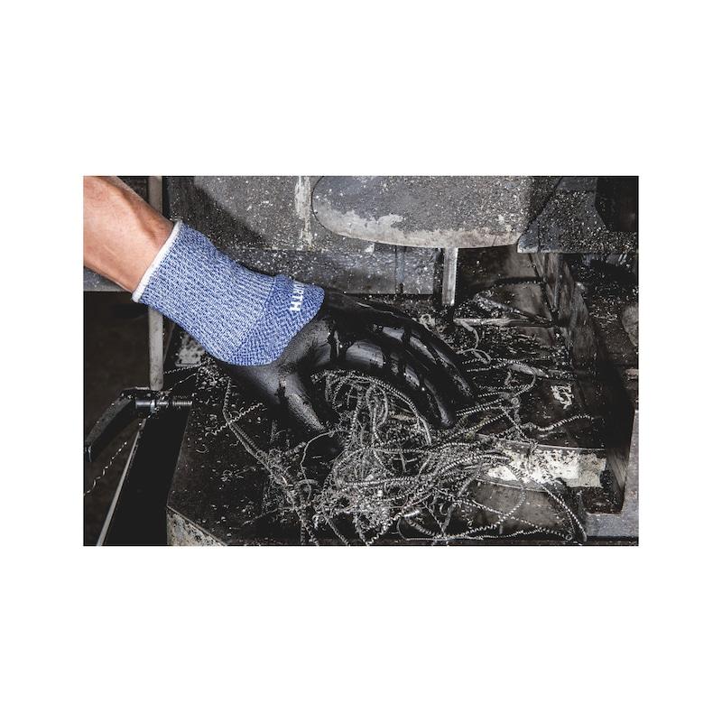 Rękawice zabezpiecz. przed przecięciem W-220 Level C - REKAWICE ANTYPRZEC.-(W-220)-(POZIOM C)-9