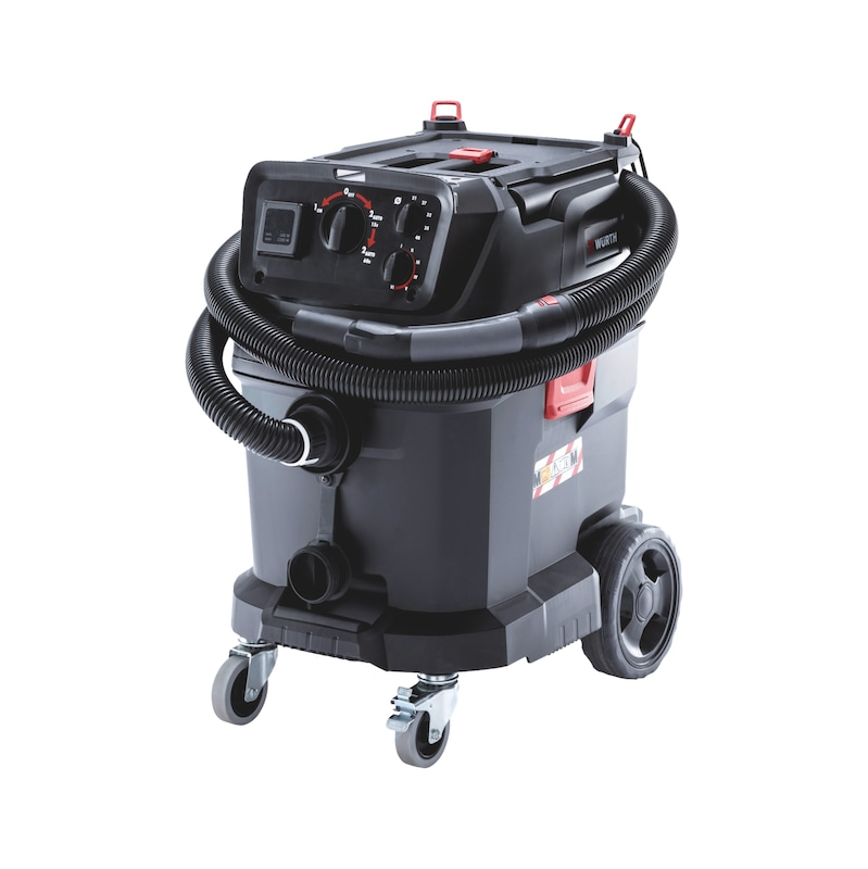 Industrial wet and dry vacuum cleaner ISS 40-M AUTOMATIC - 1