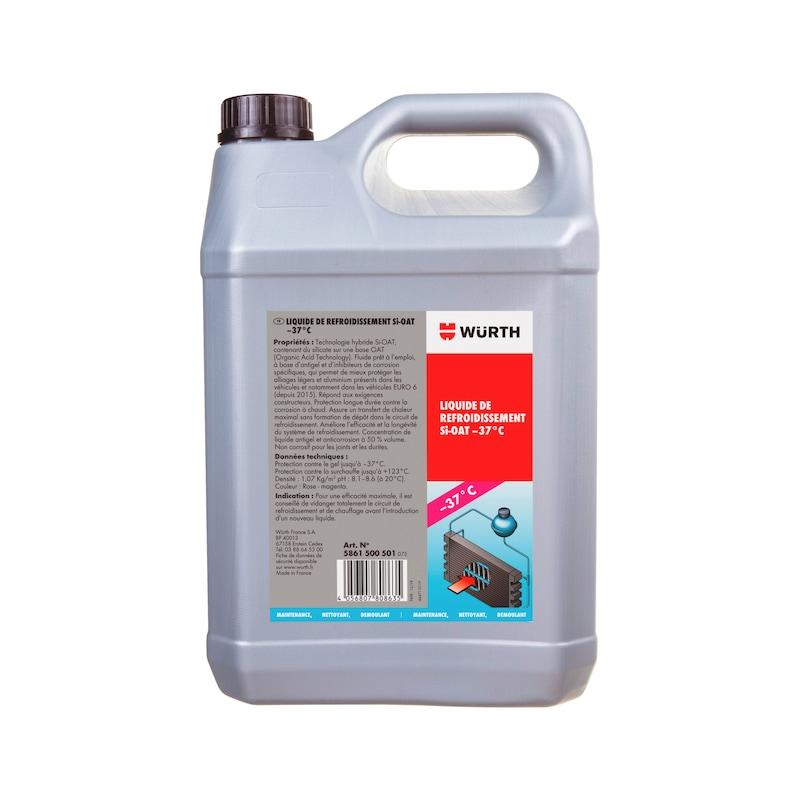 Liquide de refroidissement Si-OAT -37°C - LIQUIDE REFROIDISSEMENT SIOAT -37°C 210L