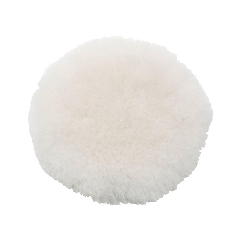 Lana d'agnello, bianca - LANA D'AGNELLO P. LUCID..BIANCO D.80