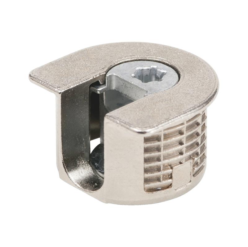 System connector SV 20 E - SYSCON-SV20E-ZD-PLUG-PZ2-(NI)-19MM