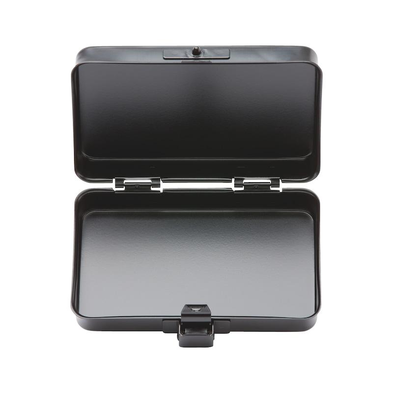 Metallkassette - METBOX-130X80X32-GR0