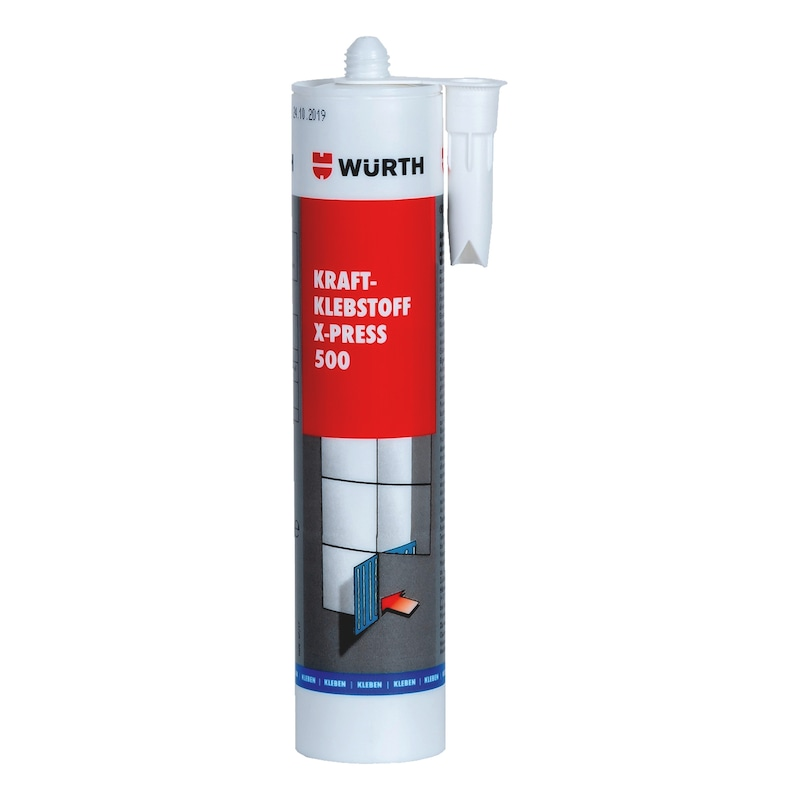 Structural adhesive MS universal - STRUCADH-UNI-MS-WHITE-290ML